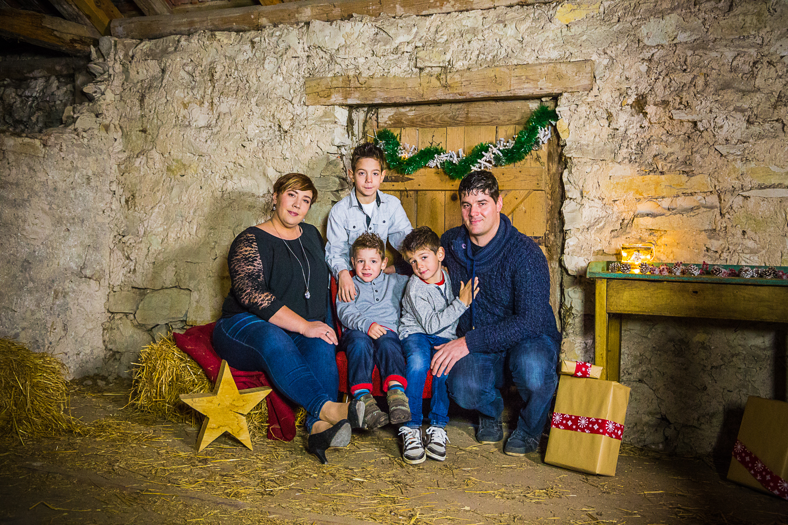 Weihnachtsbilder im Stodl – Kerstin Jakobs
